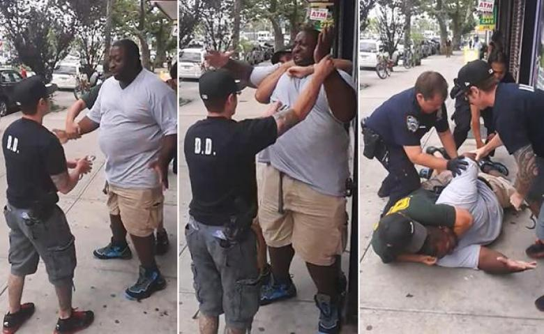 NYPD Edits Wikipedia Entries On Eric Garner, Other Police Brutality Victims