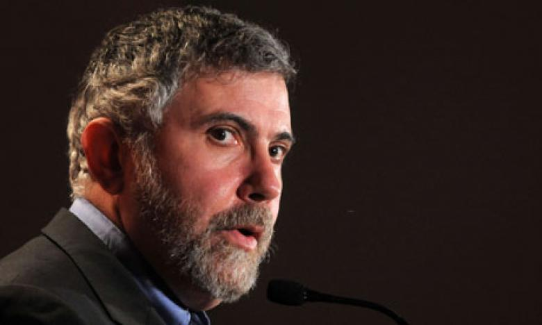 Krugman: TPP Is All About Intellectual Property Laws