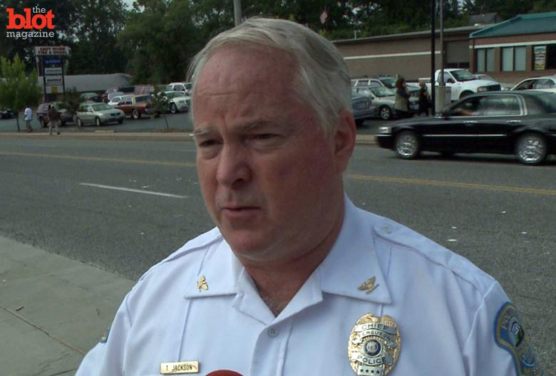 Ferguson Police Chief Thomas Jackson Resigns - UPDATED