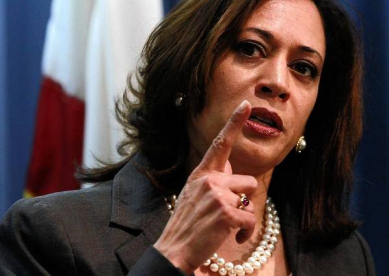 Kamala Harris Moves To Stop Advance Of 'Kill The Gays' Ballot Initiative
