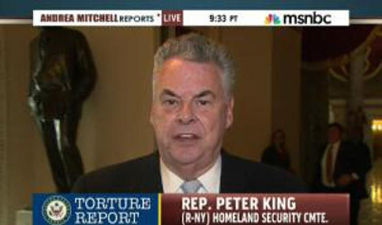 Peter King On Ted Cruz: More OF A 'Carnival Barker' Than A 'Leader'