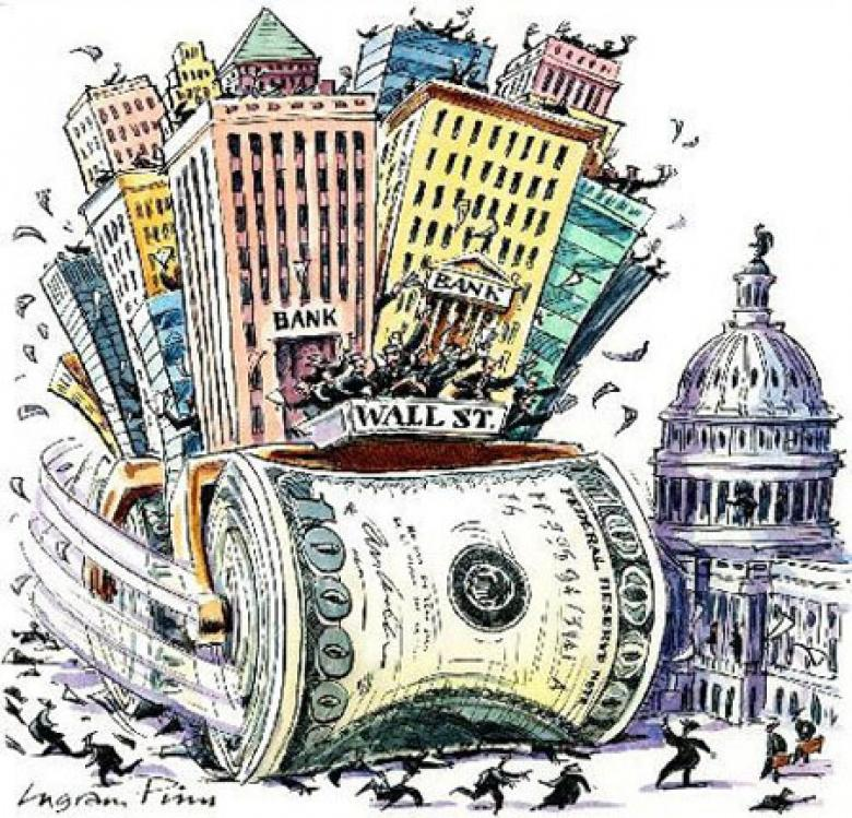 America's Oligarchs Want It All, And They Want It Now