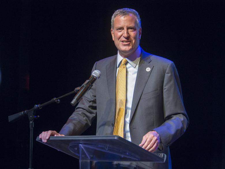 Bill DeBlasio Traveling To The Midwest To Push Populist Policies