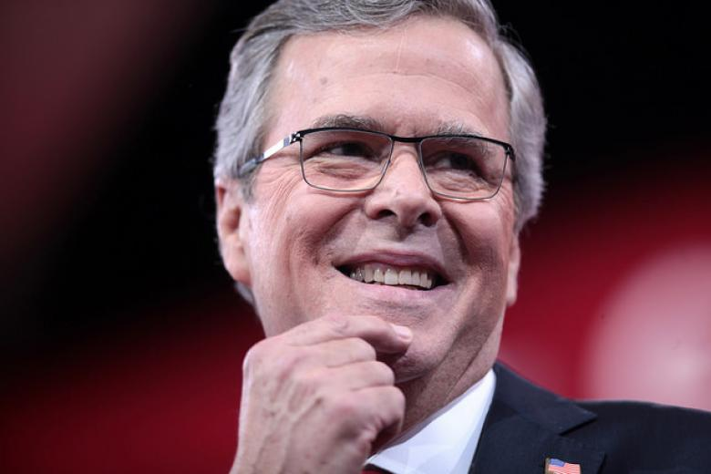 Jeb Bush Identified Himself As Hispanic On Voter Registration