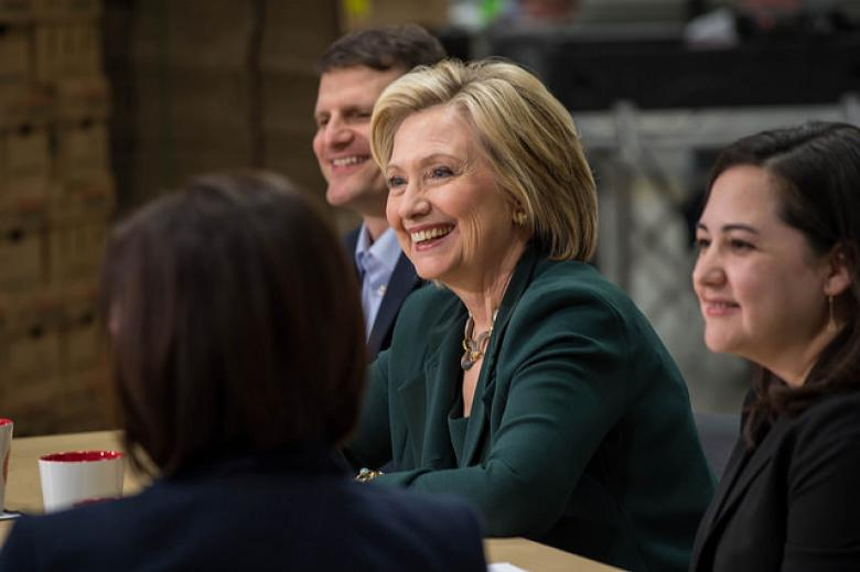 On Fast Track: Obama's Scorn Forces Hillary Clinton's Hand