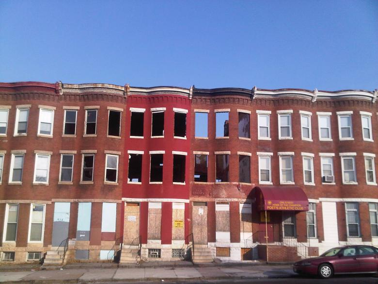 Baltimore's Plight Shows Why A Good Jobs Policy Is Way Overdue