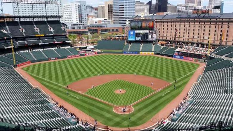 Orioles, Sox Play MLB's First Ghost Game In Camden Yards