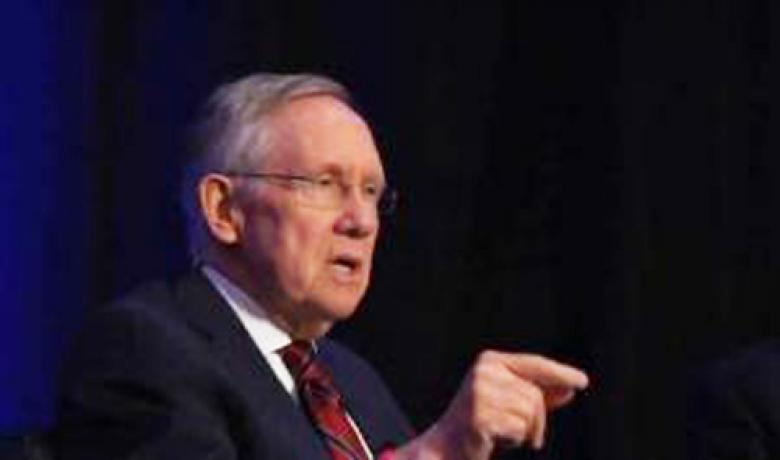 Harry Reid Would Rather Be 'Beaten With Whips' Than Become A Lobbyist