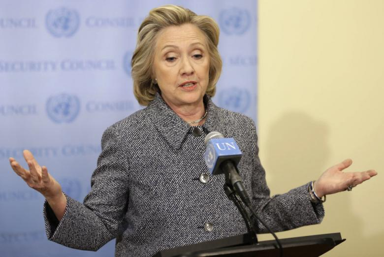 As Fast Track/TPP Becomes New Third Rail, Where Is Clinton?