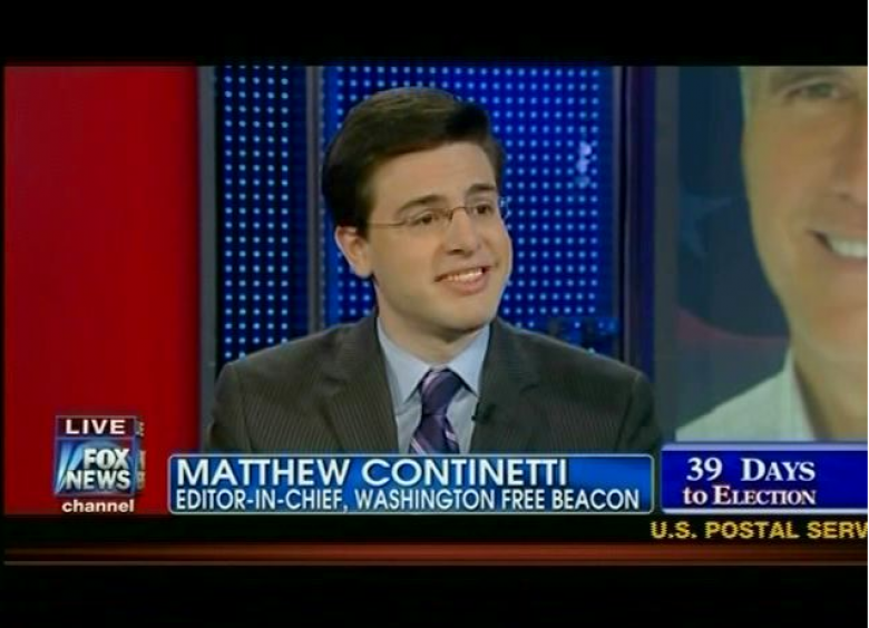 Petty Continetti Says Don't Trust Iran Deal Because Benghazi