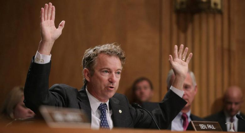 Rand Paul: 'I Will Force The Expiration' Of The PATRIOT Act