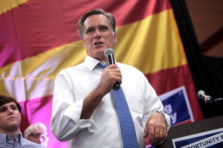 Mitt Romney Is Rounding Up Bain Bucks For 2016 Candidates