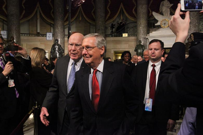 Both Parties Unite In Move To Amend Patriot Act