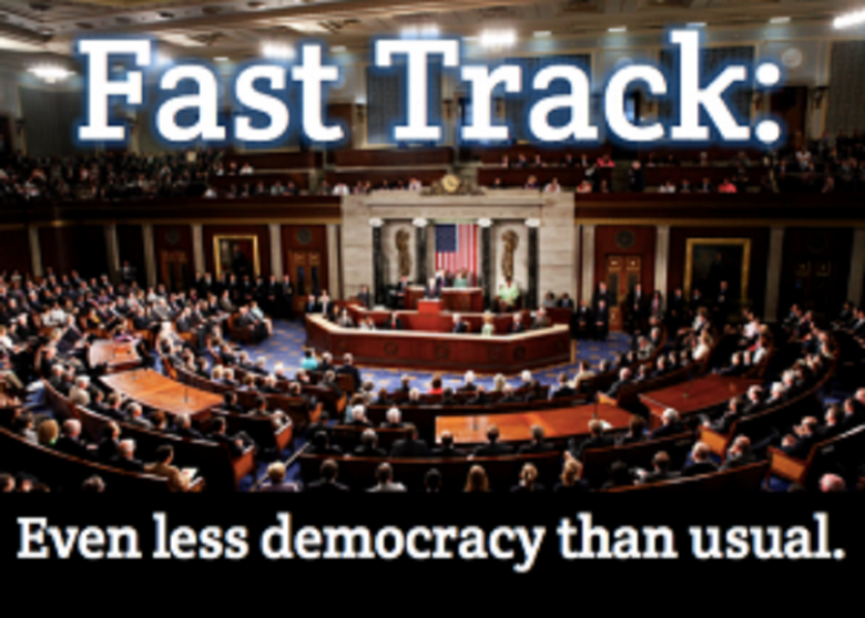 The Hill: Democrats Are Bucking Obama On Fast Track