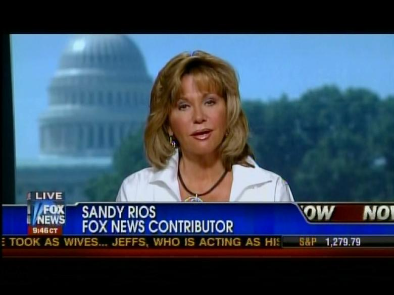 Loony Sandy Rios: Retrain Bikers To Fight Our 'Real Enemies'