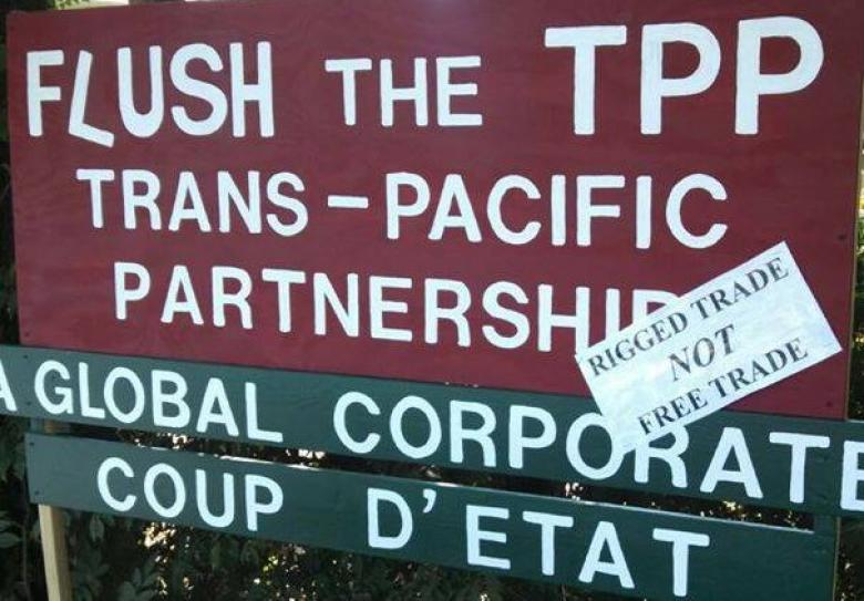 Stop Calling TPP A Trade Agreement - It Isn't
