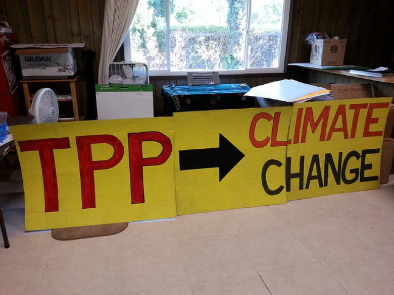 So What Happens Today With The TPP?