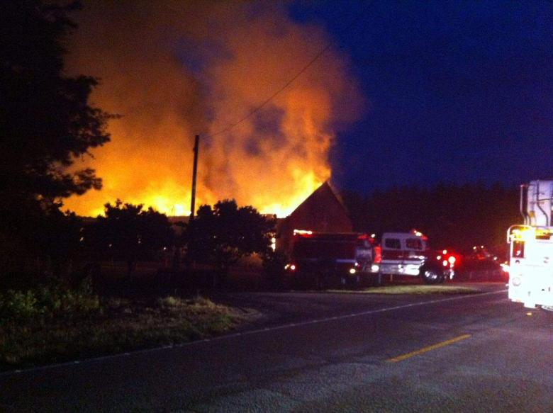 Another Church Is Burning In South Carolina