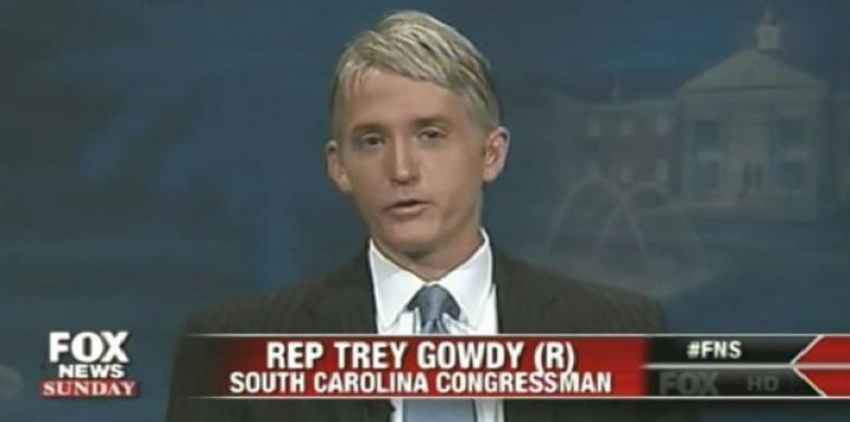 Trey Gowdy's Select Committee Investigates Media Matters