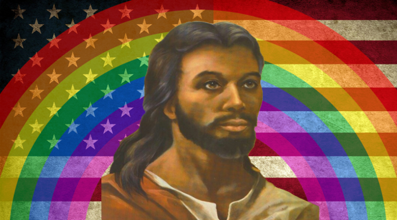 Jesus Christ: 'Stop Using My Name To Hurt LGBT People!'