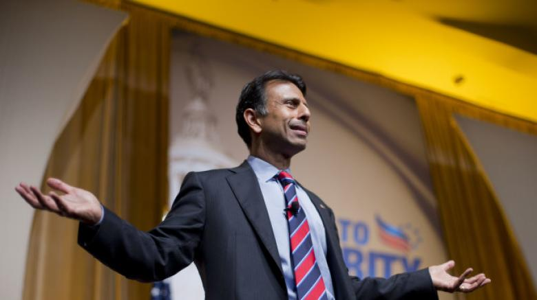 How Much Does Bobby Jindal Love Our Constitution? This Much...