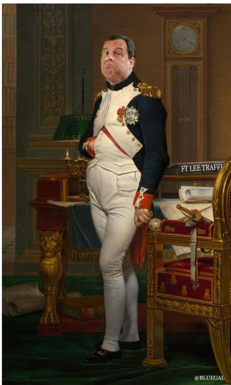 Open Thread - Napoleon And His Pants