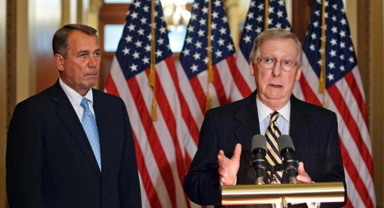 GOP Fearful They're Going To Get What They Want With Obamacare