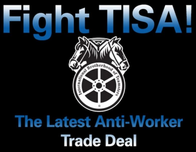 Wikileaks: TISA Pact Would Deregulate Financial Services