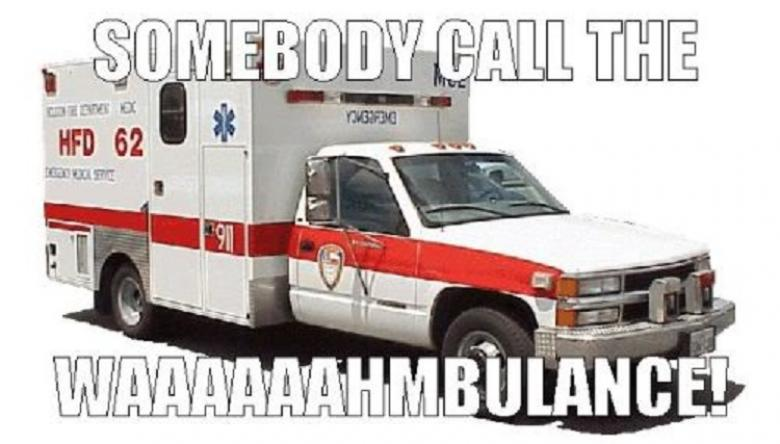 Call The Wahhmbulance! Dems To Force Showdown Over Highway Fund