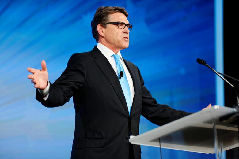 Rick Perry Is The New Elizabeth Warren