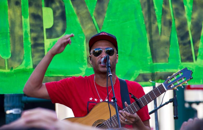 Tom Morello Creates A New Protest Label