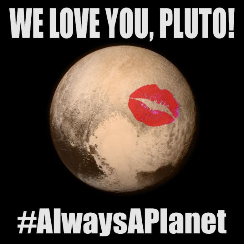 Open Thread - Love To The PO'd Planet Of Pluto