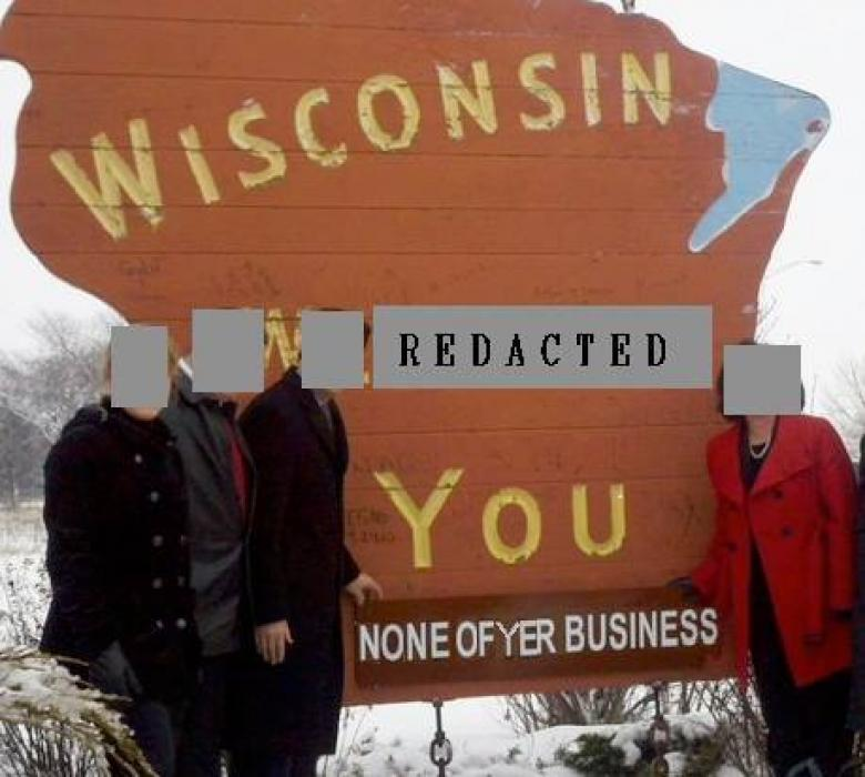 WI Republicans Want To End Open Records Laws - Or Do They?