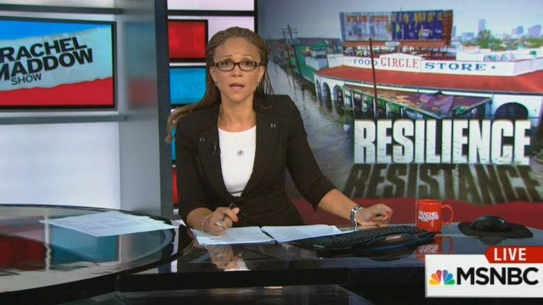 Melissa Harris-Perry Rips Bush For Revisionist History On Katrina