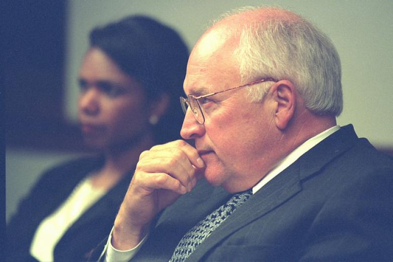 Dick Cheney To Be Charged In Halliburton Case (UPDATED)