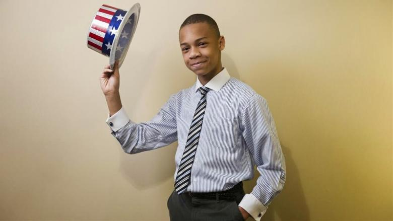 Mainstream Media Goes Wild For Teen Who Accuses President Of 'Downright Hatred For America'
