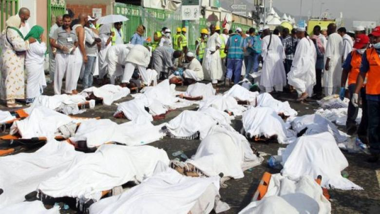 Hajj Stampede Leaves Over 700 Dead In Mecca