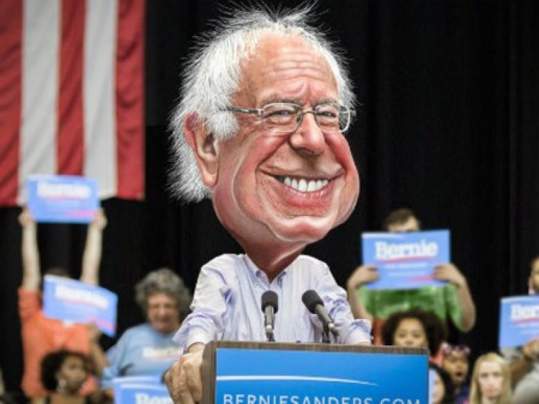 Bernie Sanders Takes On The GOP Wingnut Debate On Twitter