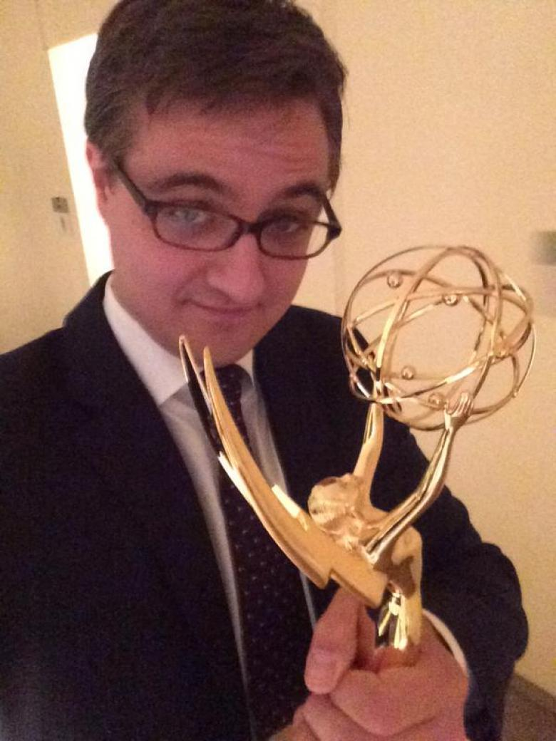 Chris Hayes Wins An Emmy For Series On Poverty