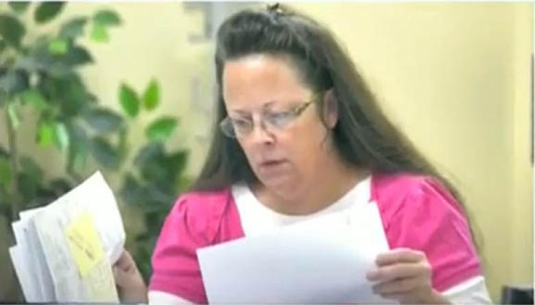 Kim Davis Finally Makes A Smart Decision, But It's Not What You Think
