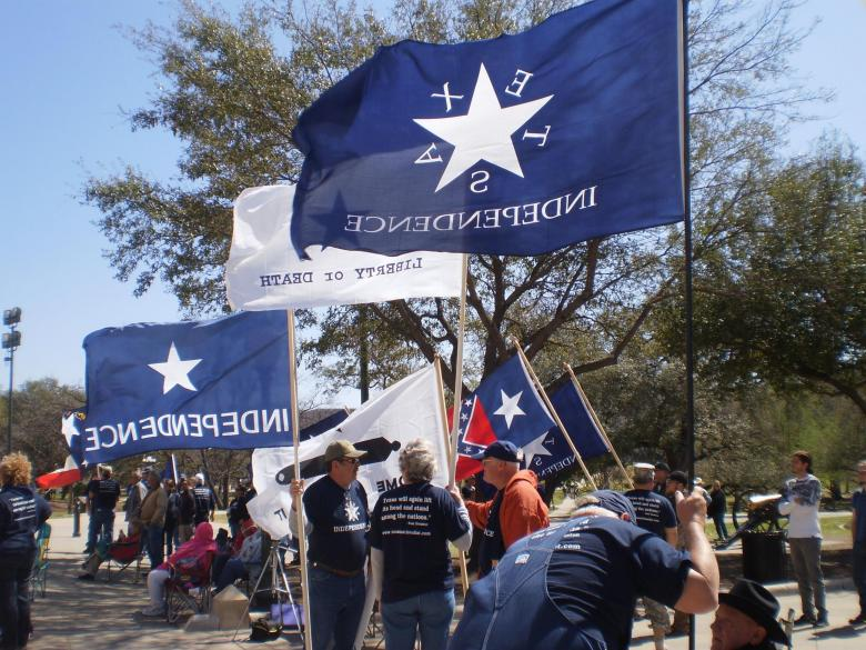 Group Pushes For Vote On Texas Secession