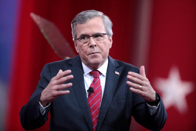 Hey Jeb! Only Losers Use The Racist 'Free Stuff' Line