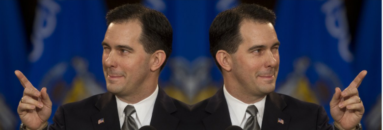 Walker Loses War Of Words In His War On Workers