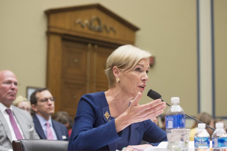 House GOP Moves Toward Authorizing Planned Parenthood Witch Hunt