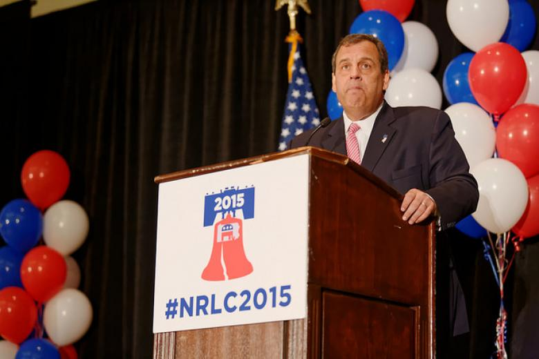 Chris Christie: Private Email For Me But Not For Thee!