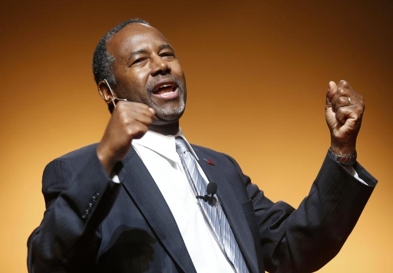 Ben Carson: In It To Grift It