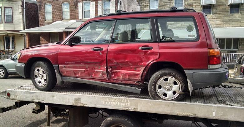 Please Donate! Susie's Car Was Wrecked