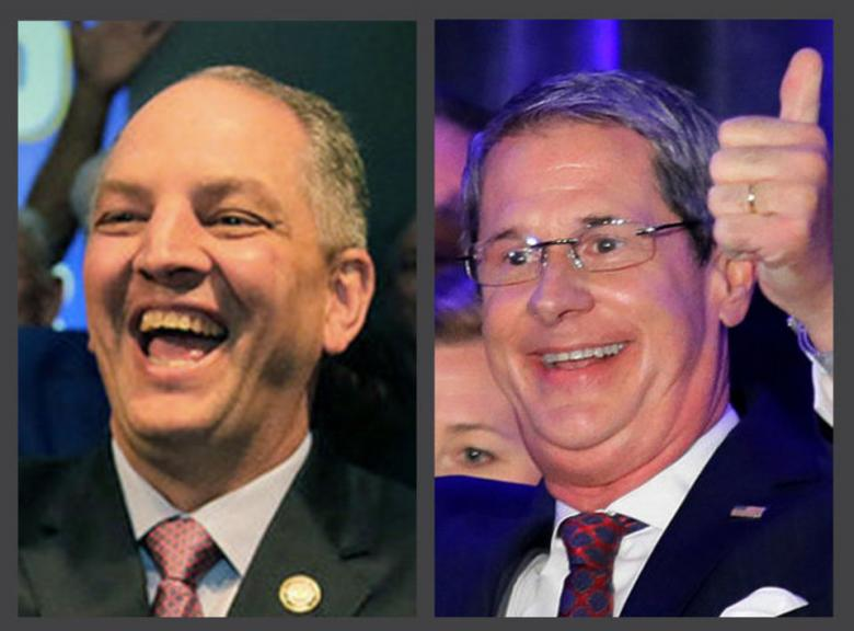 Democrat John Bel Edwards And Republican David Vitter Advance In LA Governor's Race