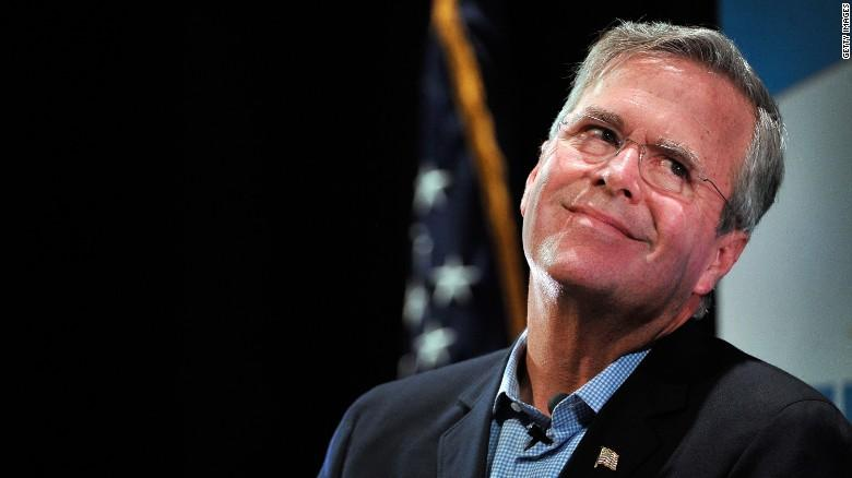 Jeb Bush Would Totally Kill Little Baby Hitler
