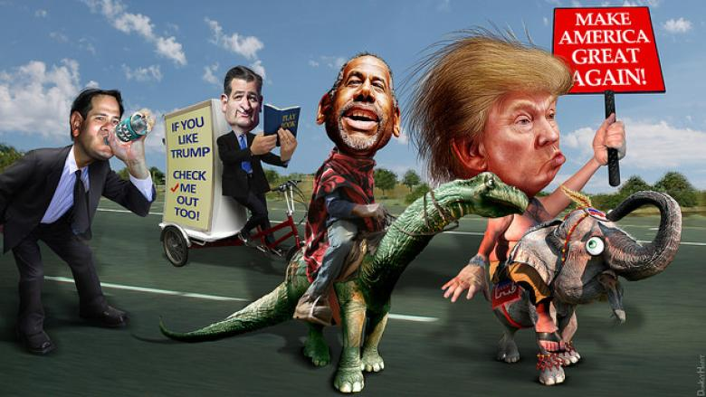Republican Billionaires Are Wigging Out Over Bizarre 2016 Primary Field